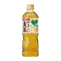 【サントリー】 GREEN DAKARA麦茶 650ml×24本 FDM6F 入数:1 ★お得な10個パック★