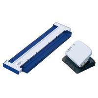 【カール】 ゲージパンチ ブルー A5 20穴用GP-20-B 入数:1 ★お得な10個パック
