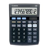 【キヤノン】 キヤノン大型表示電卓 LS-122TSG LS-122TSG 入数:1 ★お得な10個パック★