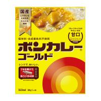 【大塚食品】 ボンカレーゴールド甘口 10個入り 112062 入数:1 ★お得な10個パック★