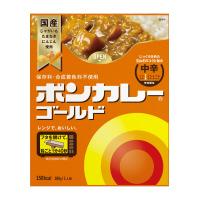 【大塚食品】 ボンカレーゴールド中辛 10個入り 112161 入数:1 ★お得な10個パック★