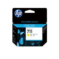 【日本HP】 HP711 インクカートリッジ CZ132A イエローCZ132A 入数:1 ★お得な10個パック