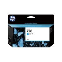 【日本HP】 HP728 インクカートリッジ F9J67A 130ml シアンF9J67A 入数:1 ★ポイント5倍★