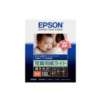 【エプソン】 エプソン 写真用紙ライト KA4100SLU KA4100SLU 入数:1 ★お得な10個パック★