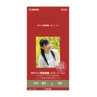【キヤノン】 キヤノン 写真用紙 光沢ゴールド L判 200枚GL-101L200 入数:1 ★お得な10個パック