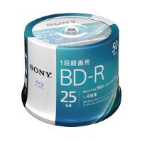 【SONY】 BD-R 25GB 50枚スピンドル 50BNR1VJPP4 入数:1 ★お得な10個パック★