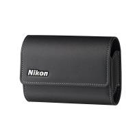【ニコン】 ニコンA10・A300用カメラケース CS-NH55 ブラックCSNH55BK 入数:1 ★お得な10個パック