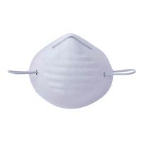 【川西工業】 作業用マスク カップ型 50枚入り 7060 入数:1 ★お得な10個パック★