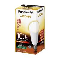 【Panasonic】 LED電球一般電球形 E26 100W形 広配光タイプ 電球色LDA14LGK100EW 入数:1 ★お得な10個パック