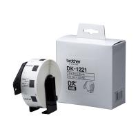 【ブラザー】 QLシリーズ用食品表示ラベル小 23×23mm1200枚 DK-1221 DK-1221 入数:1 ★お得な10個パック★