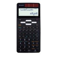 【シャープ】 関数電卓 EL-509T-WX ホワイト EL-509T-WX 入数:1 ★お得な10個パック★