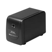 【アスカ】 電動シャープナーEPS500ブラック 外形8mmまでの木製鉛筆対応 EPS500BK 入数:1 ★お得な10個パック★