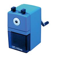 【カール】 手動式鉛筆削器ハイストロング 81×145×154.5ミリ ブルー CS-108-B 入数:1 ★お得な10個パック★