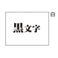 【マックス】 ビーポップミニ テープカセット 36mm幅 白に黒文字 LM-L536BW 入数:1 ★お得な10個パック★