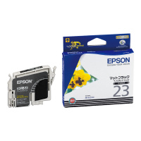 【エプソン】 エプソン対応純正インクカートリッジ ICMB23 (マットブラック)ICMB23 入数:1 ★お得な10個パック