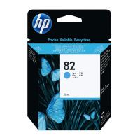 【日本HP】 HP対応純正インクカートリッジ 82 C4911A (シアン)C4911A 入数:1 ★お得な10個パック