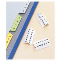 【キングジム】 テプラPROテープカートリッジ インデックスラベル 透明つや消しに黒文字 STY24KM 入数:1 ★お得な10個パック★