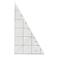 【ステッドラー】 レイアウト用方眼三角定規 30cm 966-30 入数:1 ★お得な10個パック★
