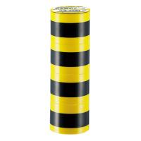 【寺岡製作所】 安全標示ビニルテープ 45mm×10m 4巻入り 302T 入数:1 ★お得な10個パック★