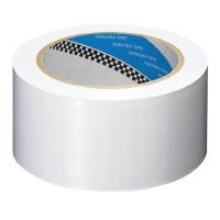 【寺岡製作所】 ラインテープ 50mm×20m 白 340シロ 入数:1 ★お得な10個パック★