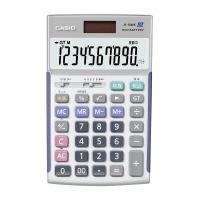【カシオ計算機】 特大表示実務電卓 JS-10WK JS-10WK 入数:1 ★お得な10個パック★