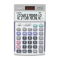 【カシオ計算機】 特大表示実務電卓 JS-20WK JS-20WK 入数:1 ★お得な10個パック★