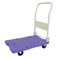 【ナンシン】 静音タイプ樹脂台車 150kg荷重 DSK101 入数:1