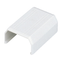 エレコム LD-GAFJ1/WHフラットモールジョイント 17mm幅用 ホワイト入数:1