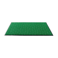 【テラモト】 エコレインマット 風除室・屋内用 グリーンW600×D900×H10mmMR-026-140-1 入数:1 ★お得な10個パック
