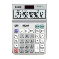 【カシオ計算機】 環境配慮基準適合デスク型電卓 DF-120GT-N DF-120GT-N 入数:1 ★お得な10個パック★