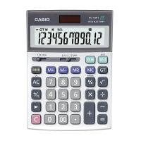 カシオ計算機 DS-12WT-Nデスク型特大表示実務電卓 DS-12WT-N入数:1