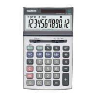 【カシオ計算機】 ジャスト型特大表示実務電卓 JS-200W-N JS-200W-N 入数:1 ★お得な10個パック★