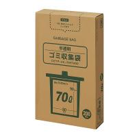 【NB】 半透明ゴミ収集袋 70L 200枚CビTP-コミ-70HT200 入数:1 ★お得な10個パック
