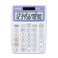 【カシオ計算機】 ミニジャスト型抗菌電卓 MW-102CL-N MW-102CL-N 入数:1 ★お得な10個パック★