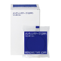 【NB】 メンディングテープ(OPP)大巻10巻入 テープ幅18mm×50mCビTP-TP-M1850PP-10 入数:1 ★お得な10個パック