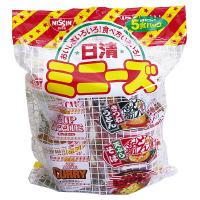 【日清食品】 日清ミニーズ 5種×6パック 20150 入数:1 ★お得な10個パック★