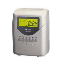 アマノ MX-100時間集計タイムレコーダー MX-100 4印字欄入数:1