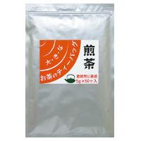 【三ツ木園】 大きなお茶のティーバッグ 煎茶 5g×50バッグ T-402 入数:1 ★お得な10個パック★