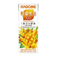 【カゴメ】 野菜生活100 フルーティーサラダ 200ml×24本4726 入数:1 ★お得な10個パック