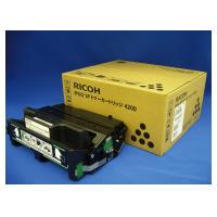 【リコー】 リコー対応IPSiO SPトナー 4200 (ブラック) 308534 入数:1 ★ポイント5倍