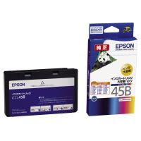 【エプソン】 エプソン対応純正インクカートリッジ ICCL45B 4色一体タイプ 大容量ICCL45B 入数:1 ★お得な10個パック