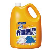 【花王】 液体ビック作業着洗い 4.5kg507174 入数:1 ★お得な10個パック