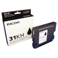 【リコー】 リコー対応純正GXインクカートリッジ GC31KH (ブラック) 大容量 515747 入数:1 ★お得な10個パック★