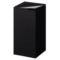 【岩谷マテリアル】 RETTO トイレコーナーポット ブラックRETPTBK 入数:1 ★お得な10個パック