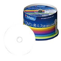 【三菱ケミカルメディア】 データ用DVD-R4.7GB1-16倍速 50枚(スピンドルケース) IJP対応 DHR47JP50V3 入数:1 ★お得な10個パック★
