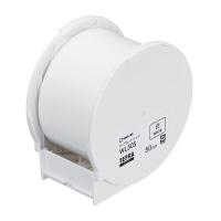 【キングジム】 テプラグランドテープカートリッジ 白テープ 50mm幅×15m WL50S 入数:1 ★お得な10個パック★
