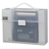 【キングジム】 テプラPRO システムケース A4ボックスファイルサイズ SR9H 入数:1 ★お得な10個パック★