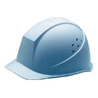 【ミドリ安全】 通気孔付きヘルメット スカイブルー 一般作業用通気孔付 40-01-2012-34 入数:1 ★お得な10個パック★