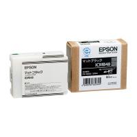 【エプソン】 インクカートリッジICMB48 マットブラックICMB48 入数:1 ★お得な10個パック