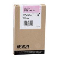 【エプソン】 インクカートリッジICVLM36A ビビットライトマゼンタ ICVLM36A 入数:1 ★お得な10個パック★